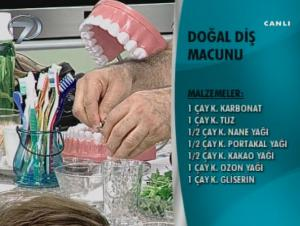 DO�AL D�� MACUNU YAPIMI